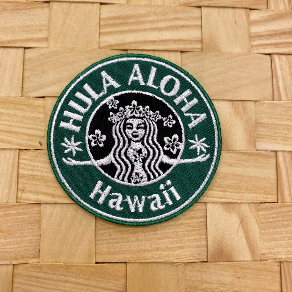 ハワイアンワッペン 30458-③