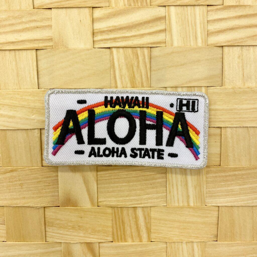 ハワイアンワッペン 30458-①